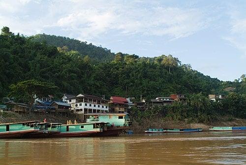Embarcadero de Pak Beng