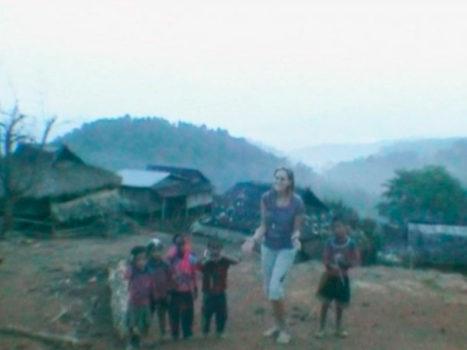 Video 15 - Trekking en Nam Tha (6ª Parte - Poblado Akha)