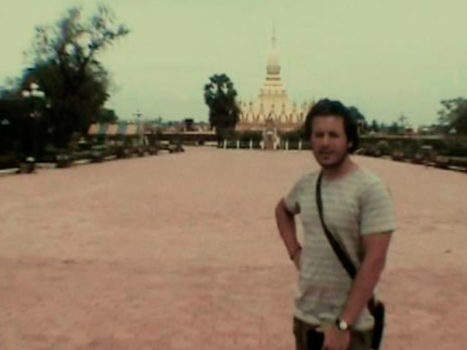 Video 35 - Visita al Pha That Luang, Vientiane