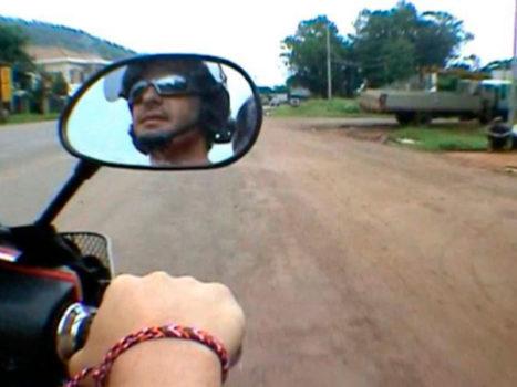 Video 39 - En moto desde Pakse a Champasak