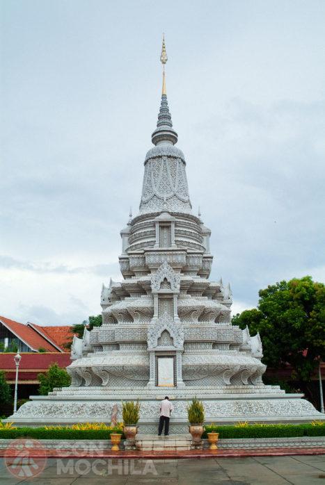 Santuario del rey Norodom Suramit