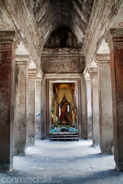 Imagen de Buda para rezos y plegarias