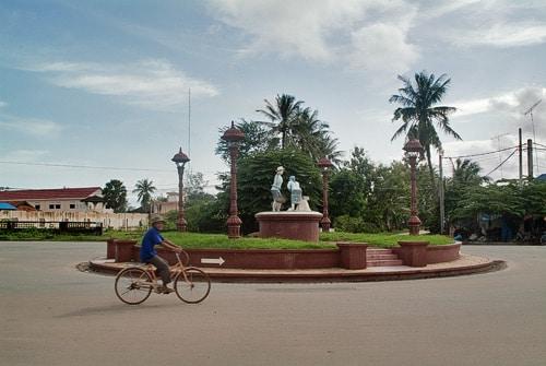 La tranquila Kampot