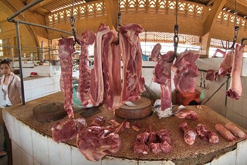 Esplendorosos trozos de carne