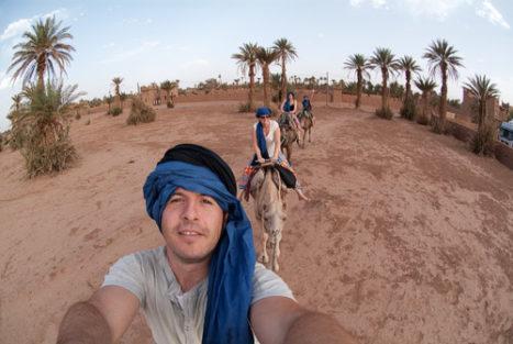 Ahi van los guiri-tuaregs!!!!