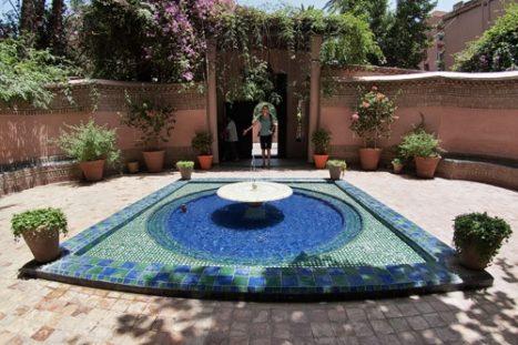 Bienvenidos al Jardín Majorelle de Marrakech