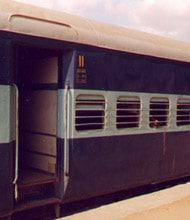 Unreserved Second class