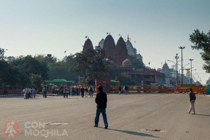 Templo jainista de Digambara