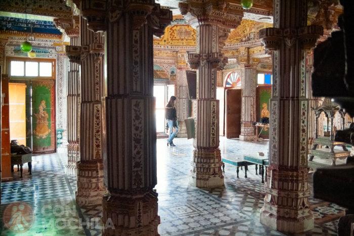 El templo jainí de Bhandasar, en Bikaner