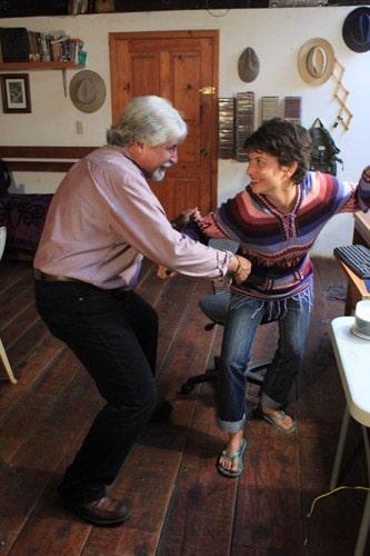 Tomando confianza en Chiapas