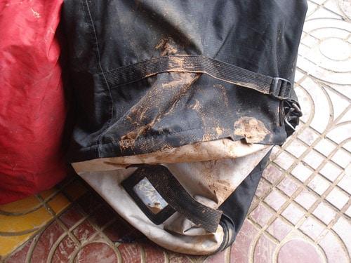 Esto es lo que le puede pasar a tu mochila