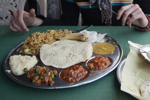 Delicioso thali