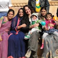 Sabela en Jaisalmer