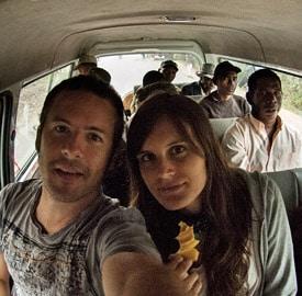 70 horas con taxi-brousse por Madagascar