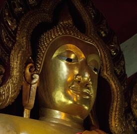 Wat Ban Thum, la pagoda de la boca del dragón