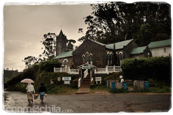 Iglesia de Andasibe