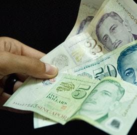 El dólar de Singapur