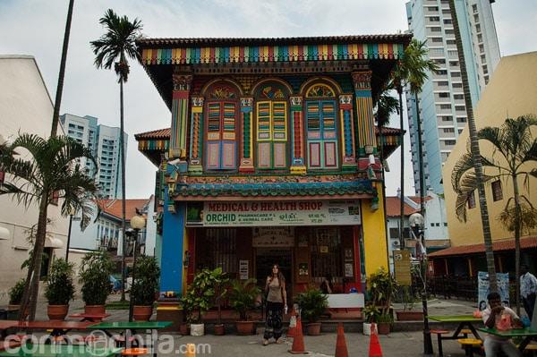 La casa de Tang Tang Niah