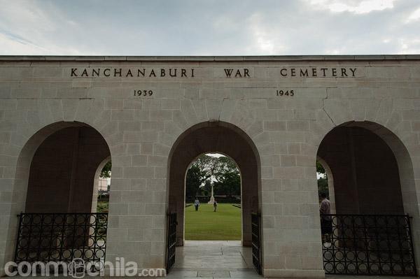 Cementerio de guerra de Kanchanaburi