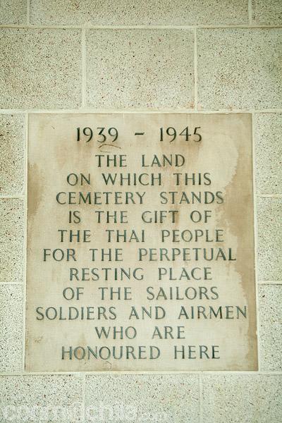 Otra placa conmemorativa