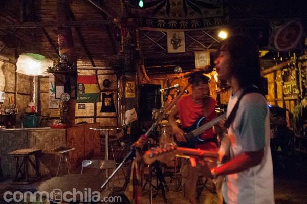 Música de Bob Marley en Tailandia