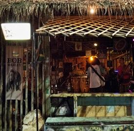 Karm bar o Reagge bar de Kanchanaburi