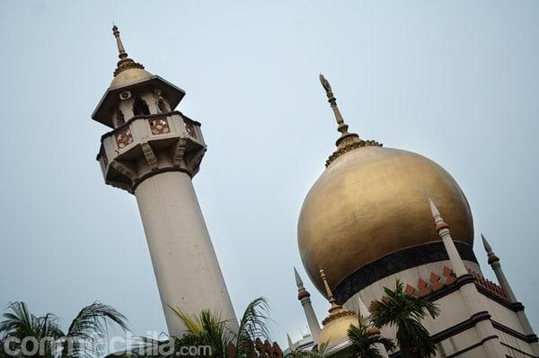 El barrio musulmán de Kampong Glam