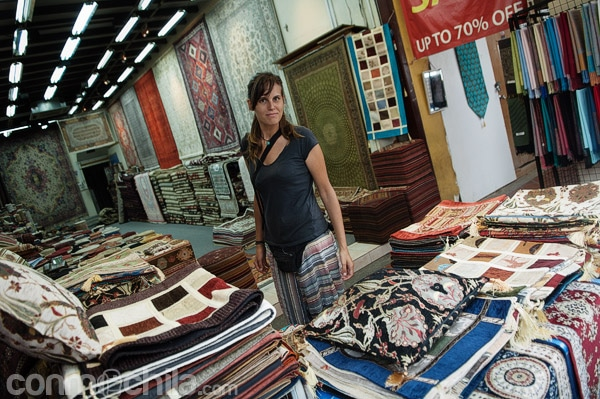 Tienda árabe