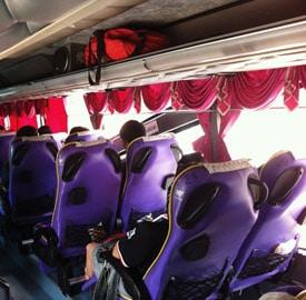 Bus de Sukhothai a Chinag Mai