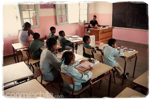 Educación ante todo