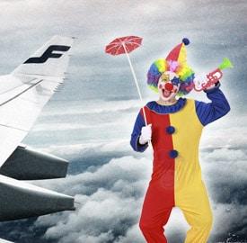 """Finnair, esa """"gran"""" compañía"""