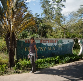 Hotel Feon'ny Ala de Andasibe
