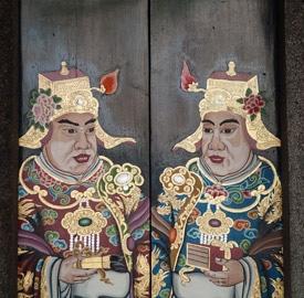 Thian Hock Keng Temple Singapur