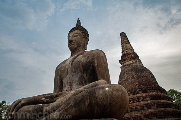 El mismo Buda desde otra perspectiva