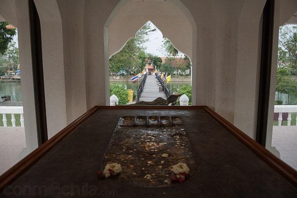 Huella de Buda