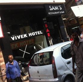 Vivek hotel en Paharganj