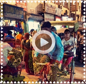 Vídeo 1 viaje a India 2013