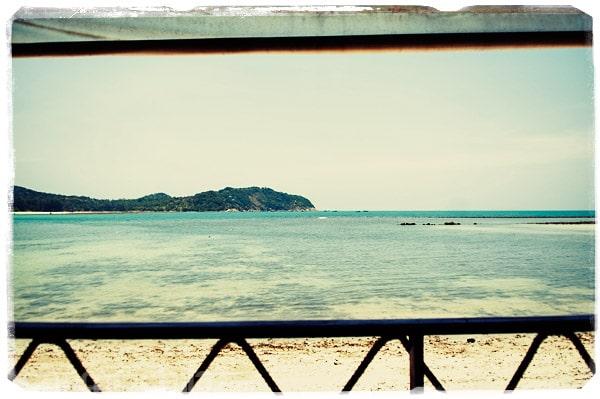 Vistas de nuestra playa