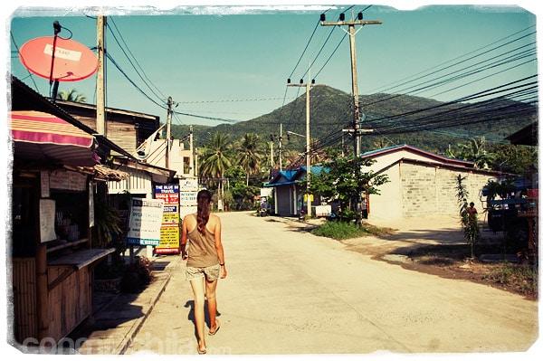 De paseo por Chaloklum