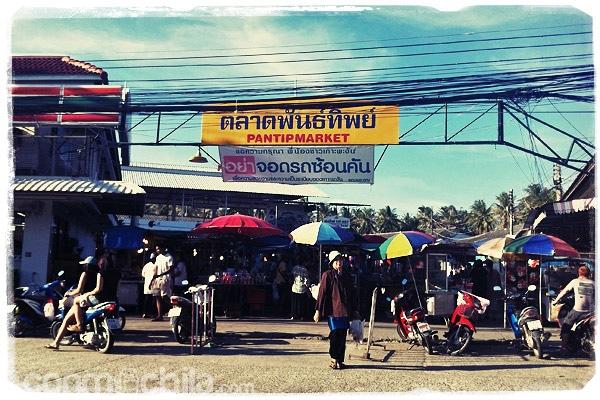 El mercado de Pantip