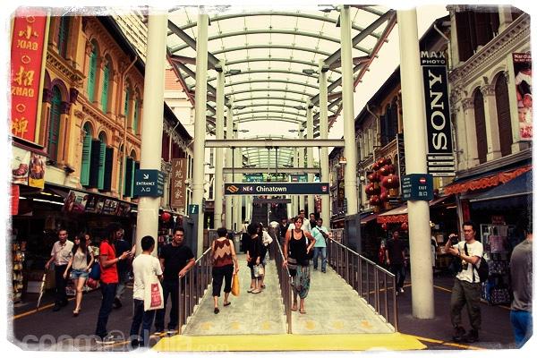 Bienvenidos a Chinatown