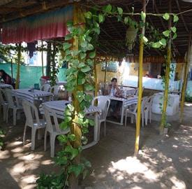Restaurante O'Coqueiro Diu