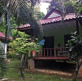 Paasook Resort de Ton Sai