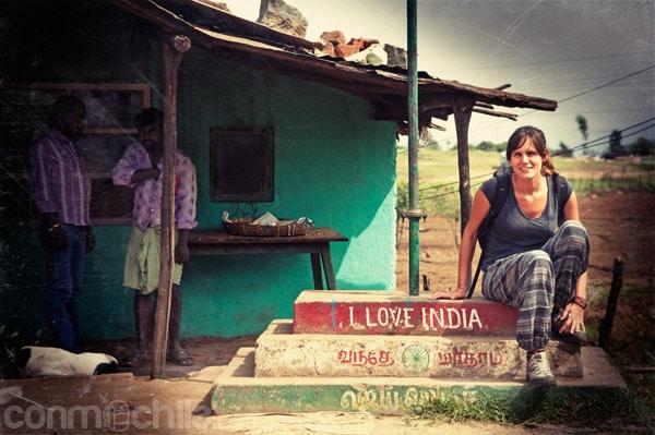 Itinerario de viaje a India: I LOVE INDIA, of course!