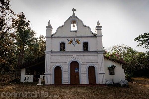 La iglesia de san Antonio