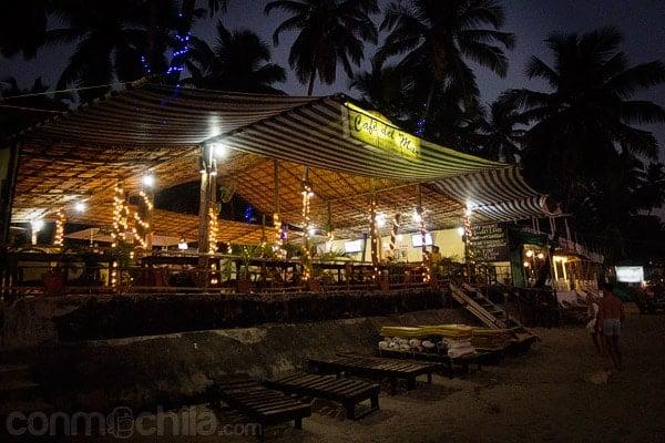 El restaurante Café del Mar