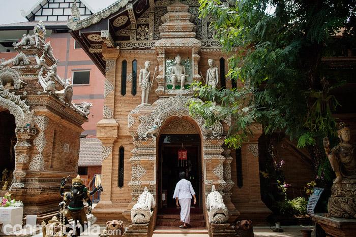 El otro templo que hay al lado