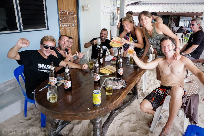 ¡¡Ya con el carnet toca celebrarlo con cervezas!!