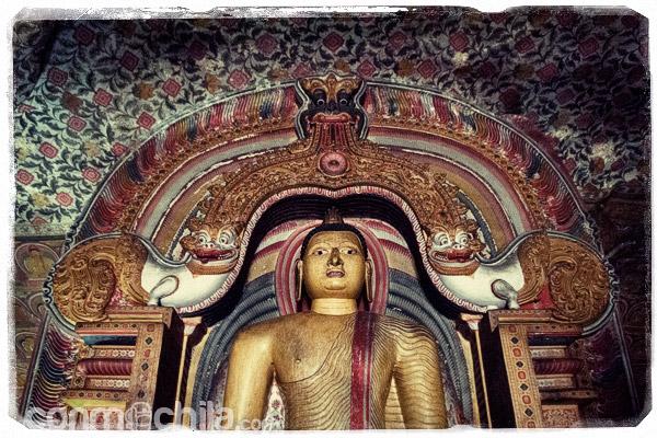 Otra imagen de Buda