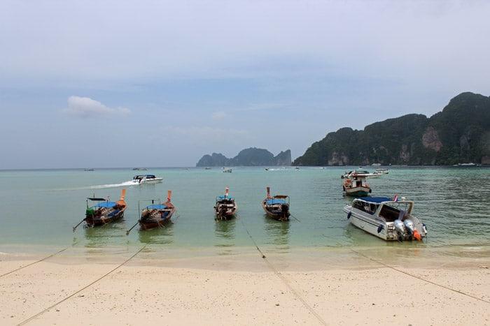 Itinerario de viaje a Tailandia: Playa de Phuket